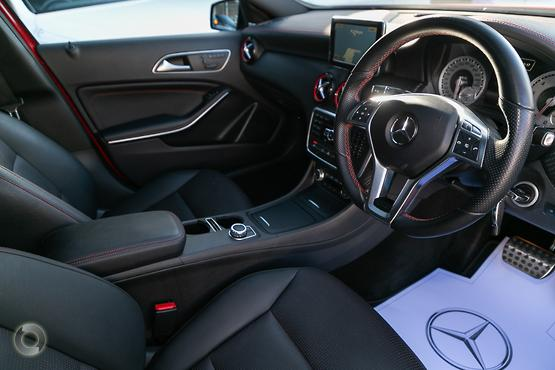 2014 Mercedes-Benz A 250