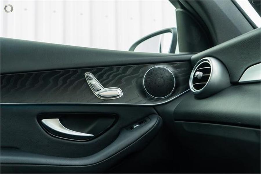 2018 Mercedes-Benz GLC 220 SUV