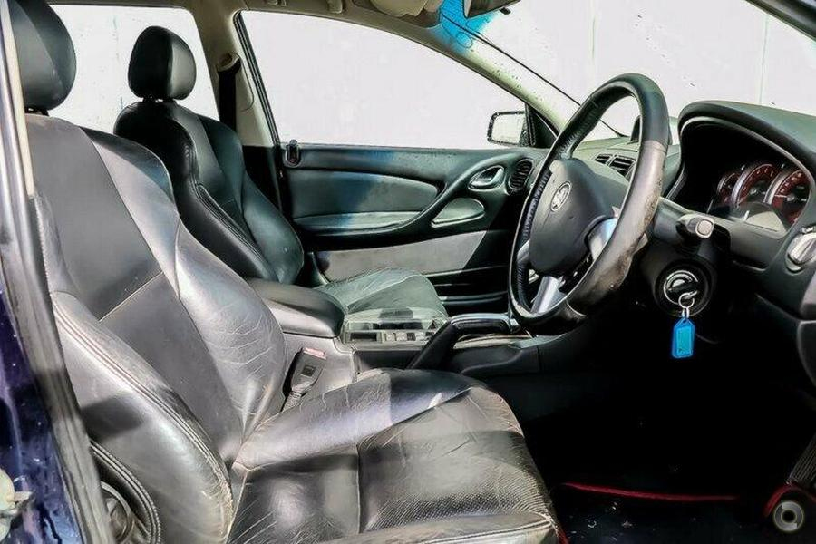 2003 Holden Commodore SS VY