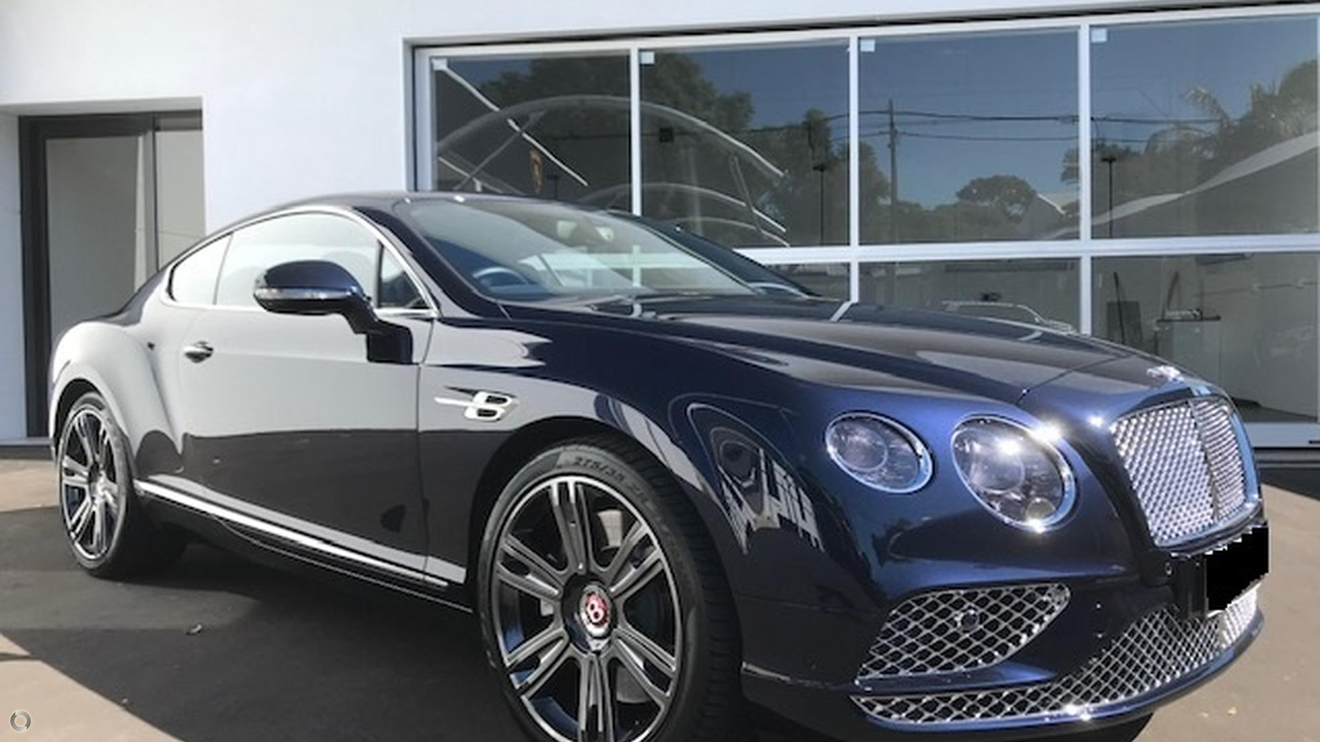 2015 Bentley Continental GT V8 3W