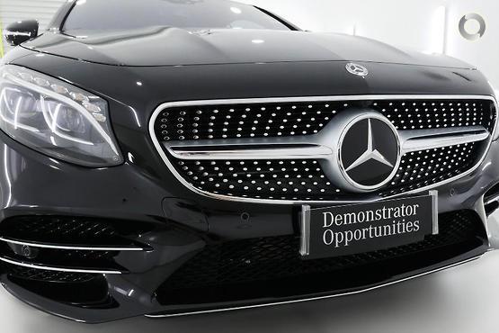 2018 Mercedes-Benz S 560