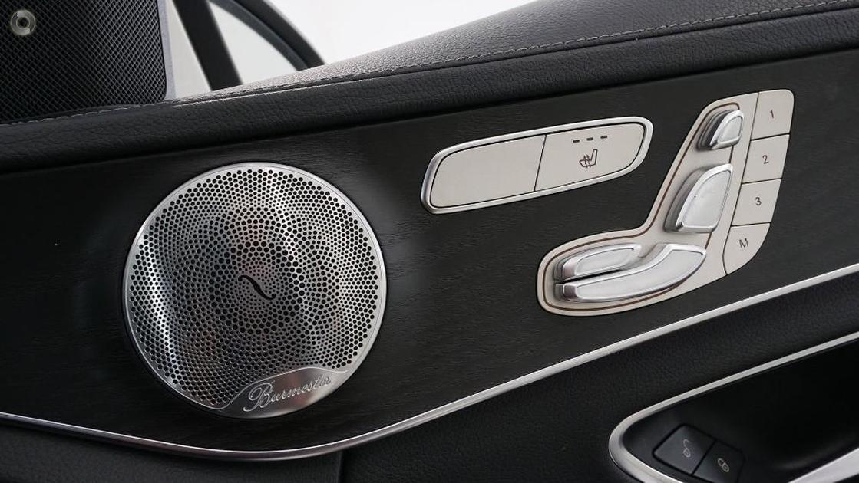 2015 Mercedes-Benz C 250 Sedan