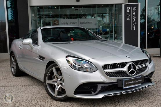 2016 Mercedes-Benz <br>SLC 200