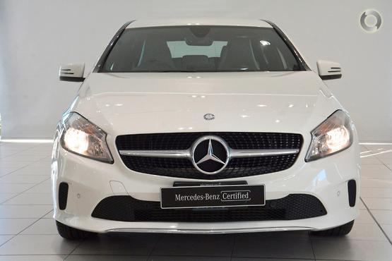 2016 Mercedes-Benz A 200