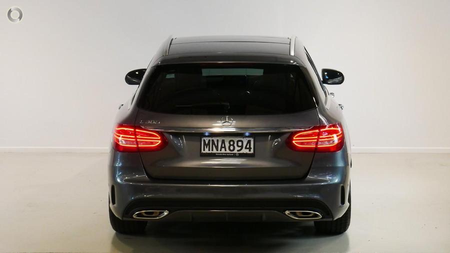 2019 Mercedes-Benz C 300 Estate
