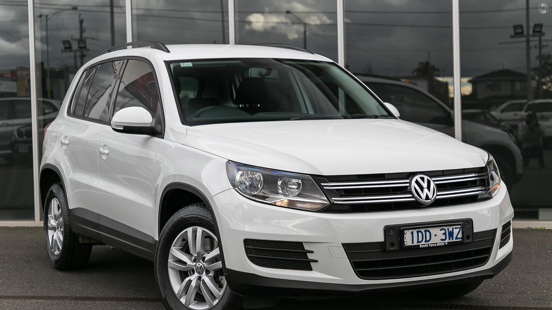 2015 Volkswagen Tiguan 118TSI