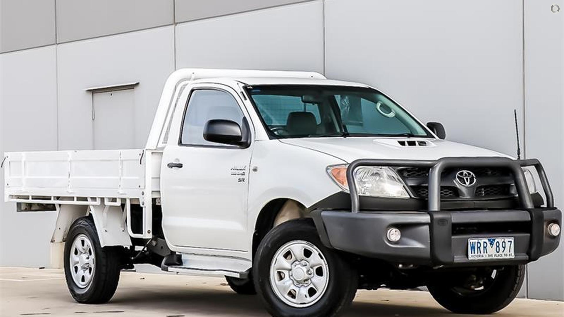 2008 Toyota Hilux KUN26R