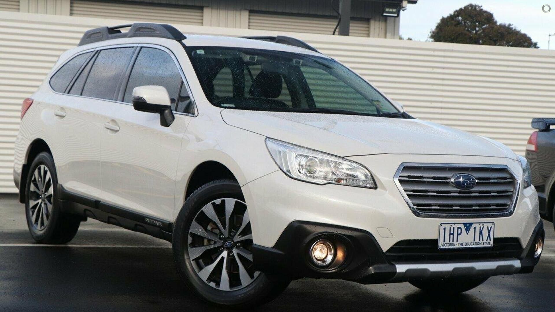 2016 Subaru Outback 5GEN