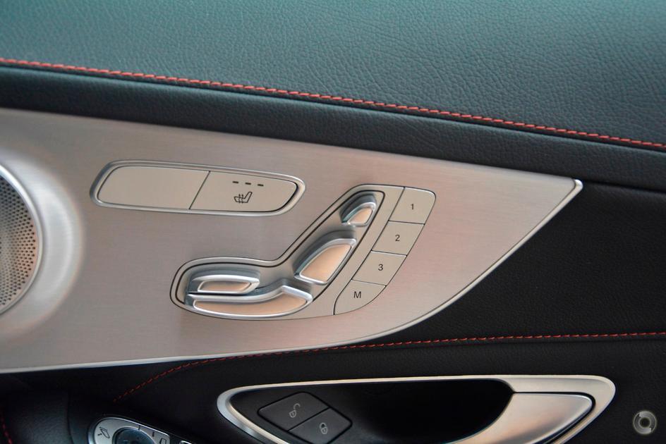 2016 Mercedes-Benz C 43 AMG Coupé