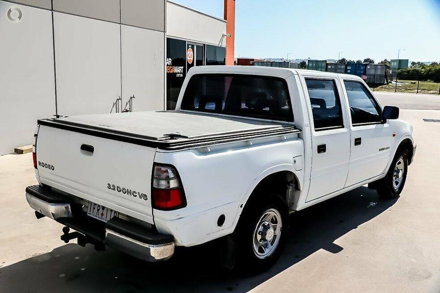 1999 Holden Rodeo LT TF R9