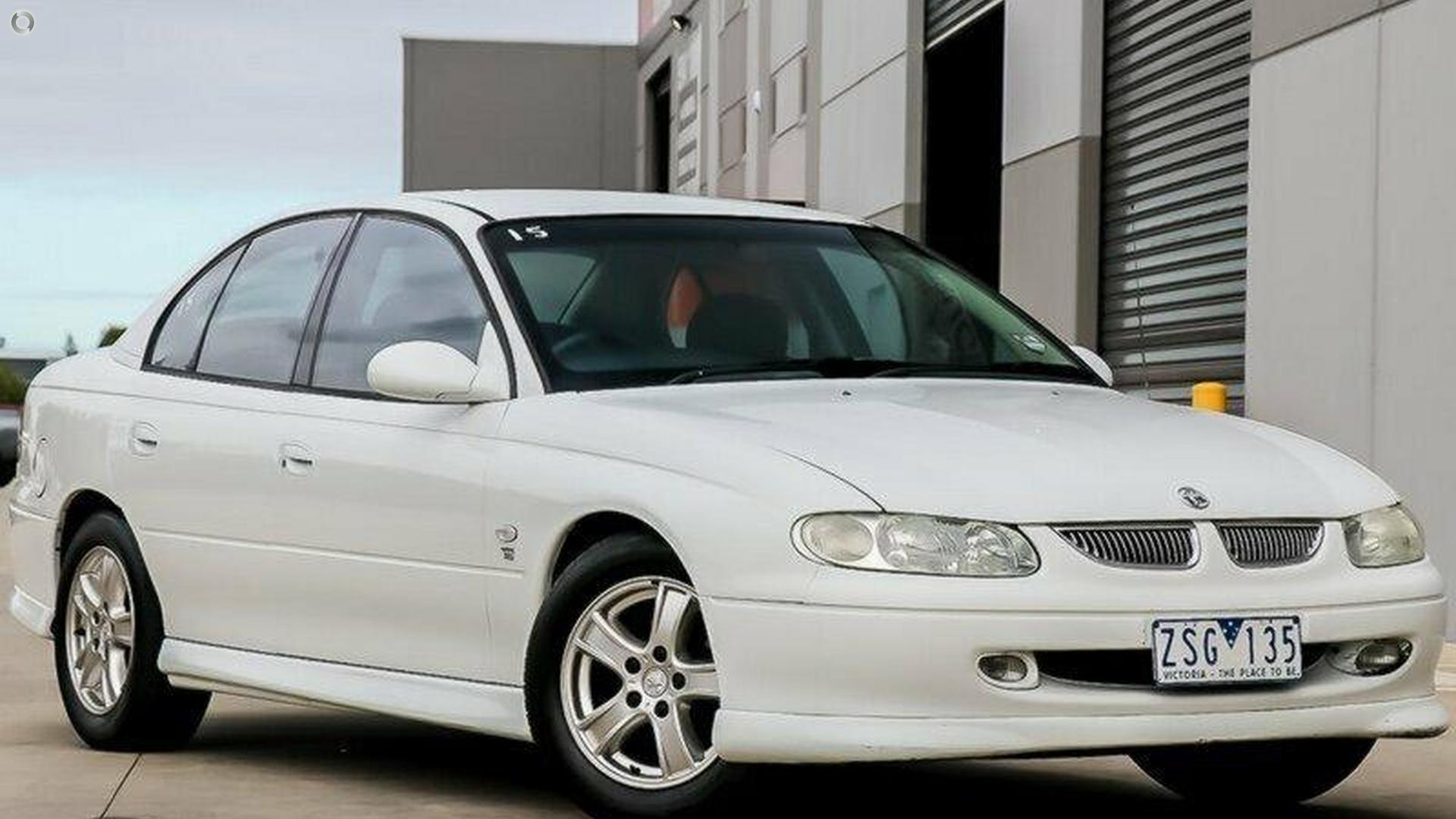 2002 Holden Commodore VX II