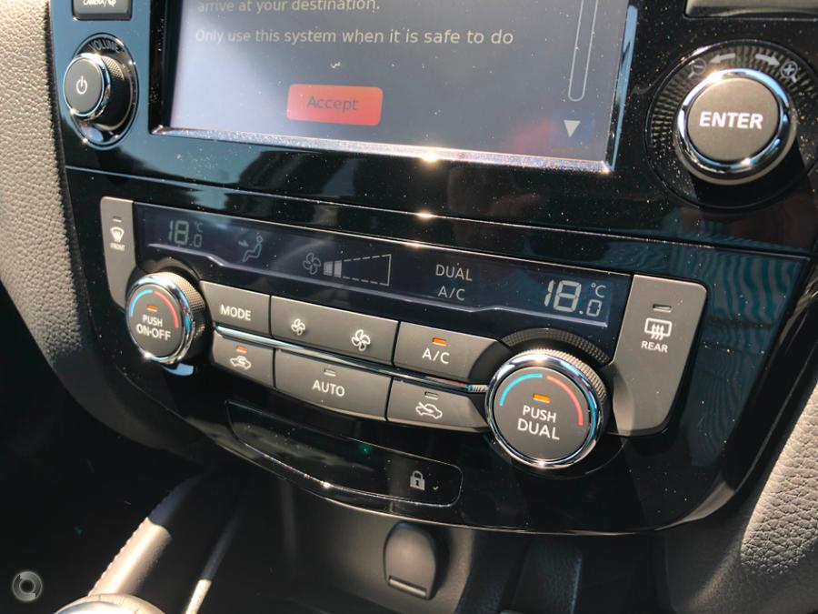 2018 Nissan QASHQAI Ti J11 Series 2