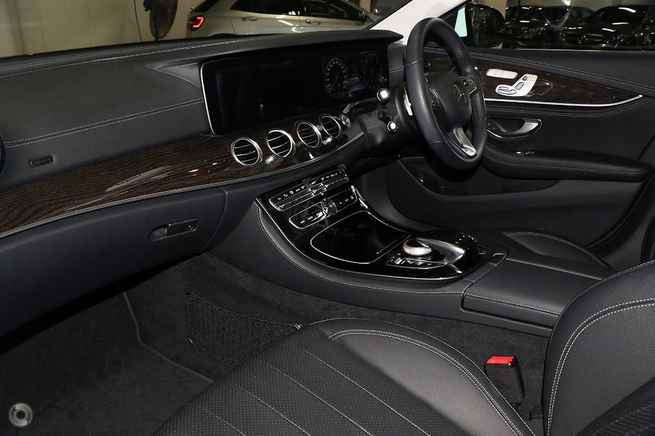 2018 Mercedes-Benz E 220 Sedan