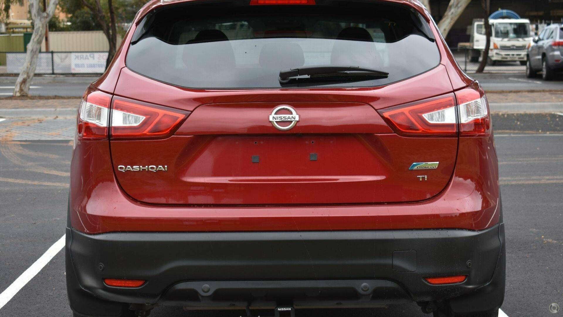 2016 Nissan Qashqai Ti J11