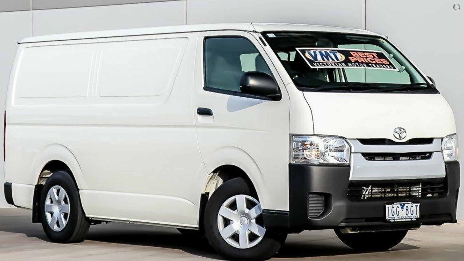 2015 Toyota Hiace  TRH201R