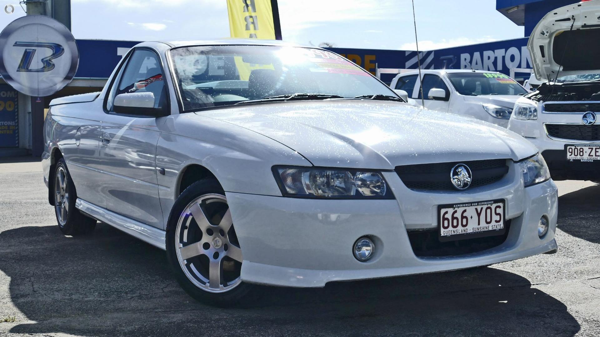 2006 Holden Ute VZ