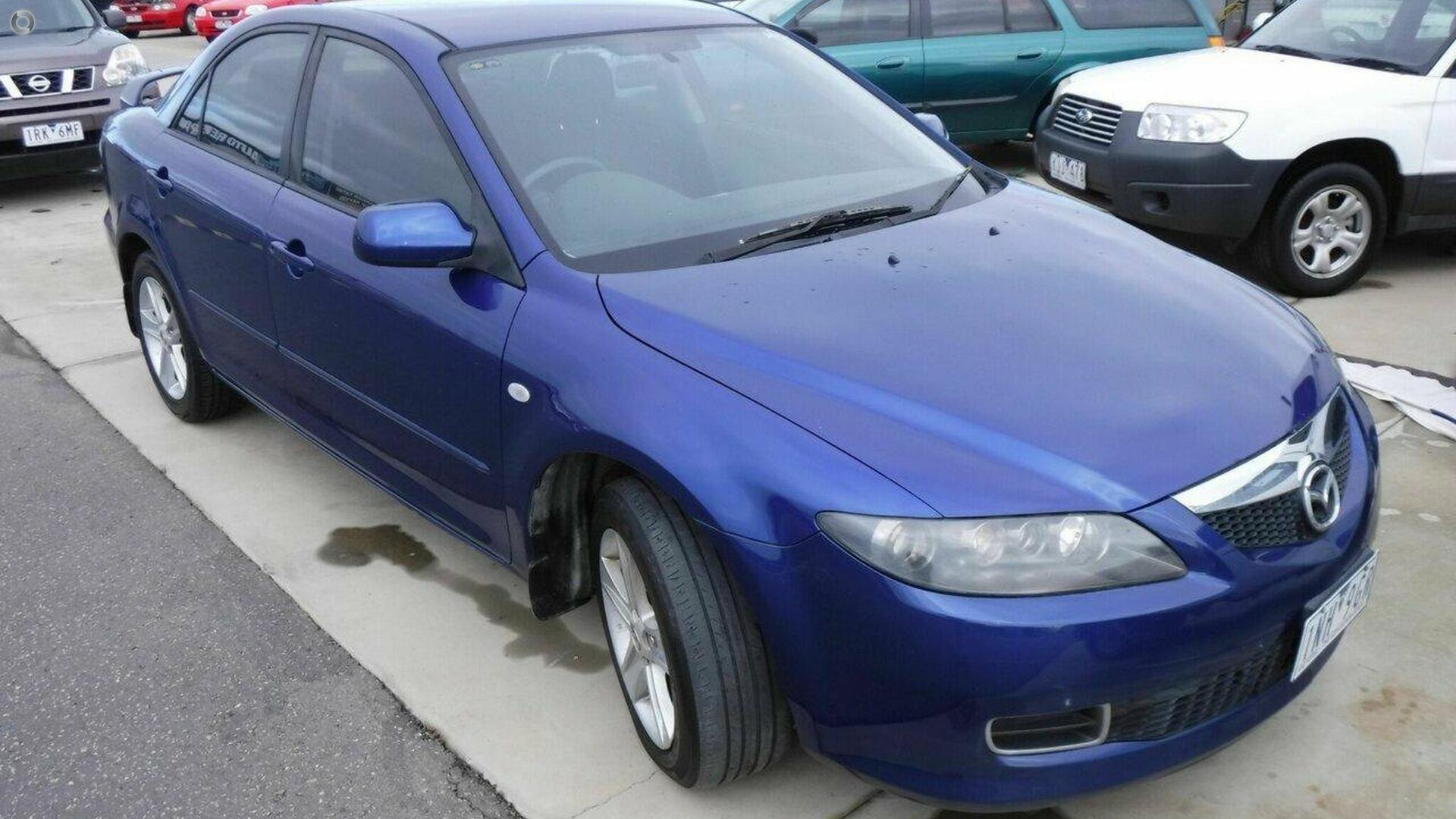 2006 Mazda 6 GG Series 2