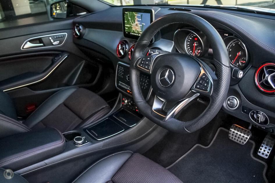 2018 Mercedes-Benz CLA 250 SPORT Coupe
