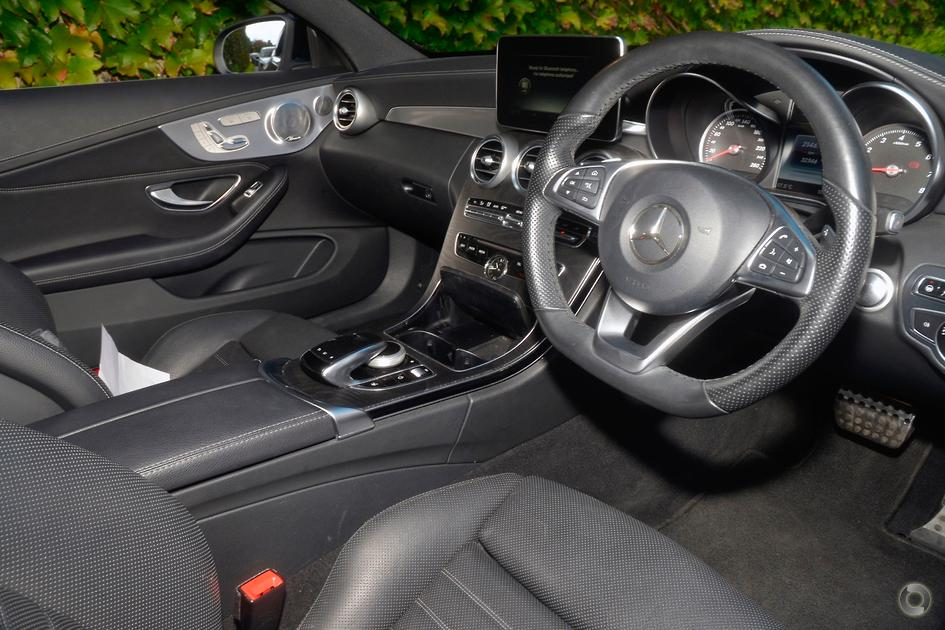 2016 Mercedes-Benz C 300 Coupe