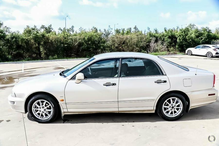 2001 Mitsubishi Verada Ei KJ