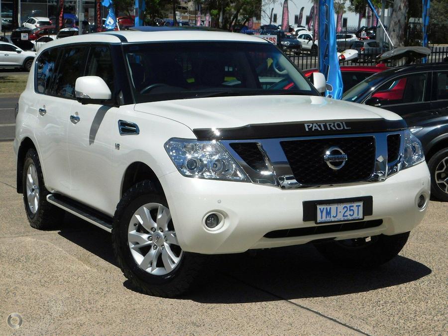 2016 Nissan Patrol Ti