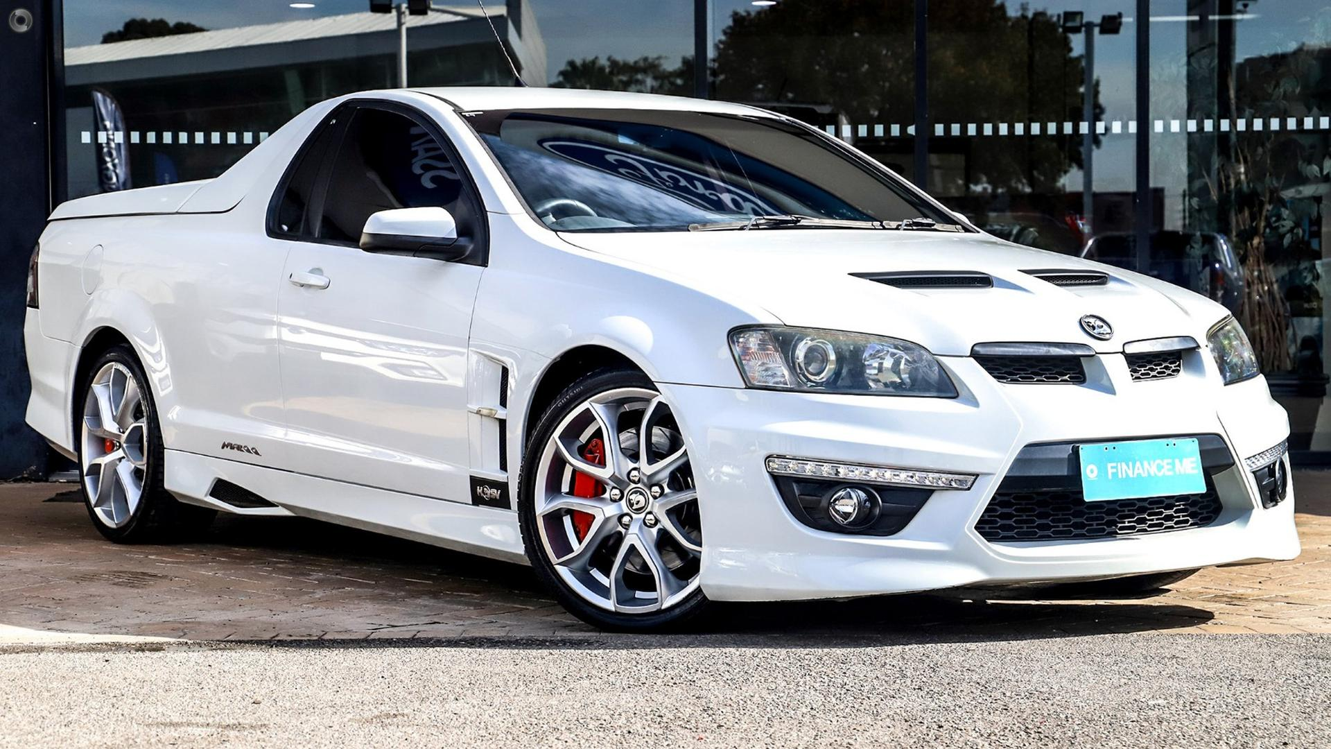 2011 Holden Special Vehicles Maloo R8 E Series 3