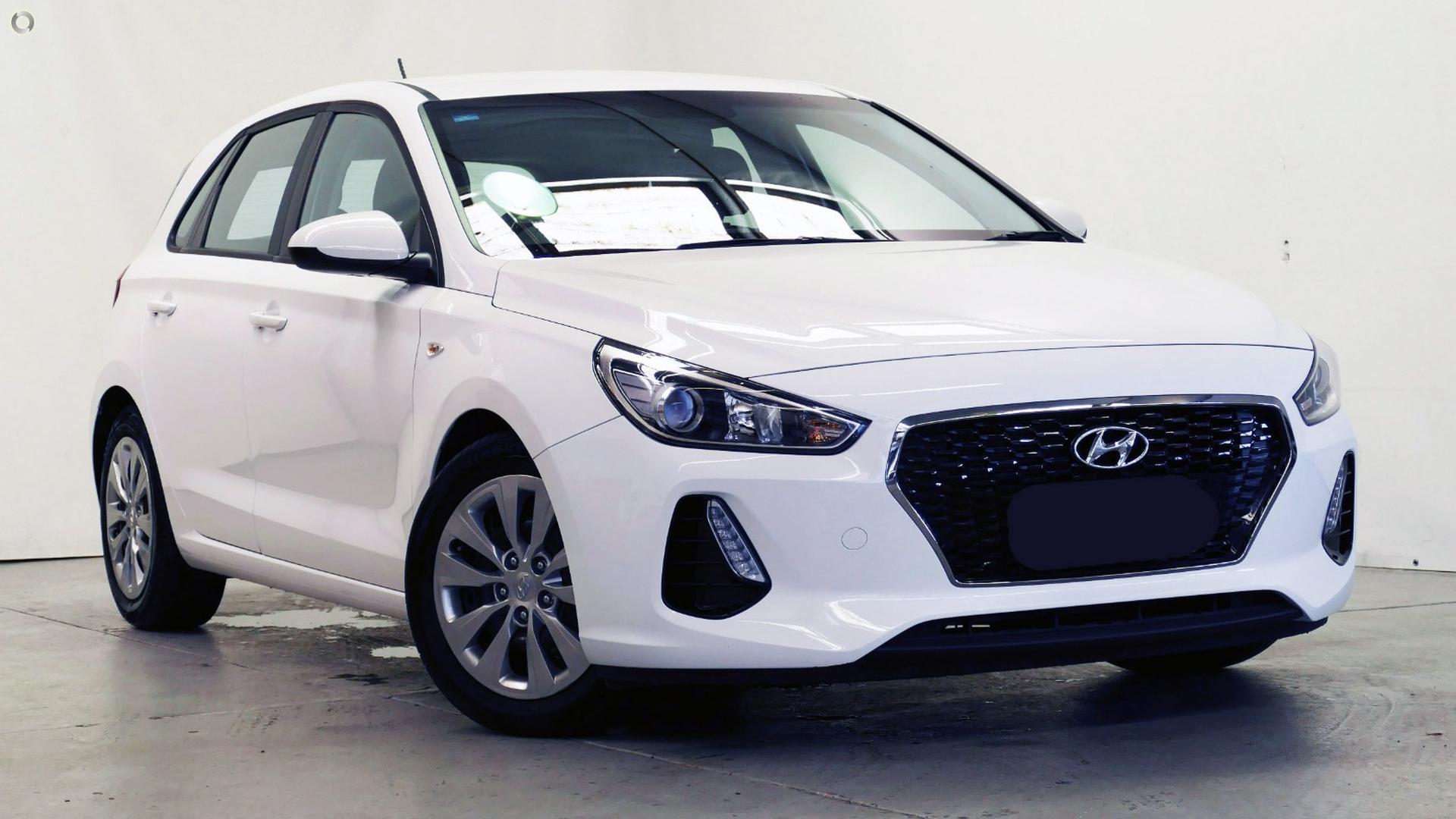 2018 Hyundai I30 PD