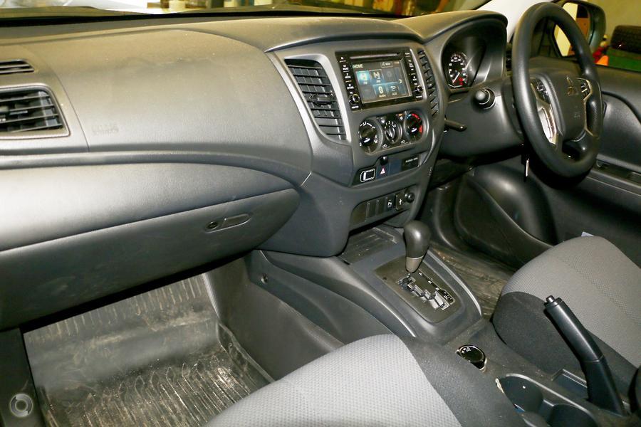 2018 Mitsubishi Triton GLX ADAS MR