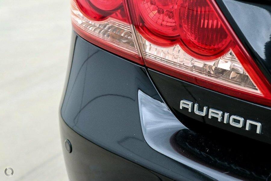 2007 Toyota Aurion AT-X GSV40R