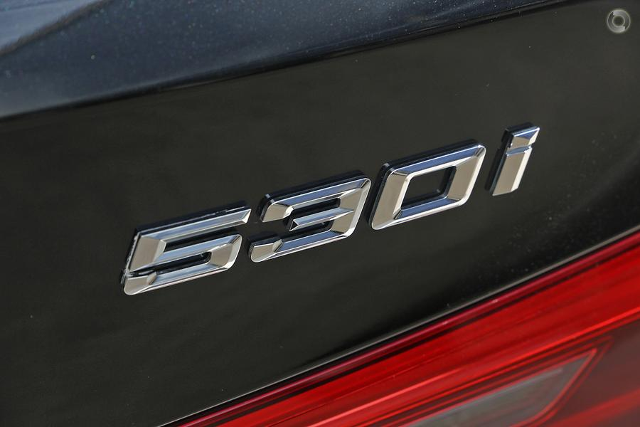 2018 BMW 530i M Sport