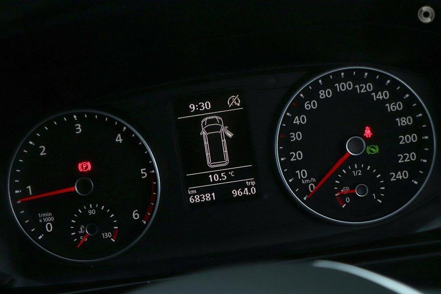 2016 Volkswagen Transporter TDI340 T6