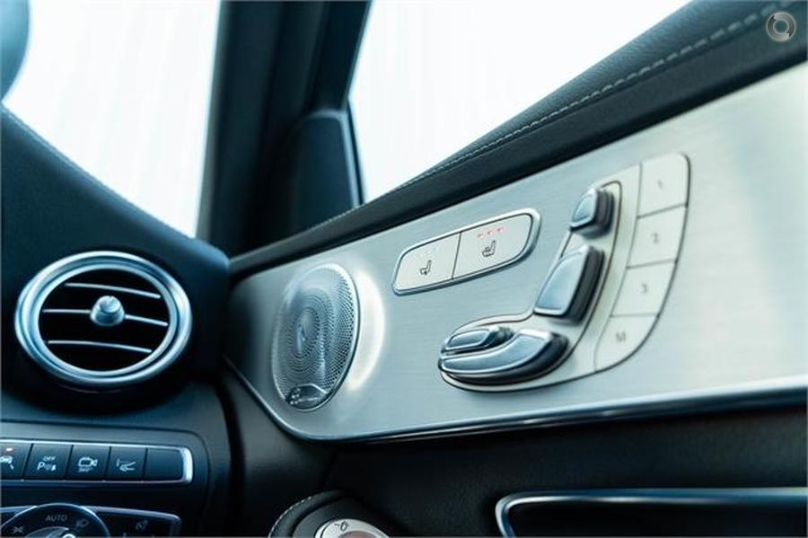 2018 Mercedes-AMG GLC 43 SUV