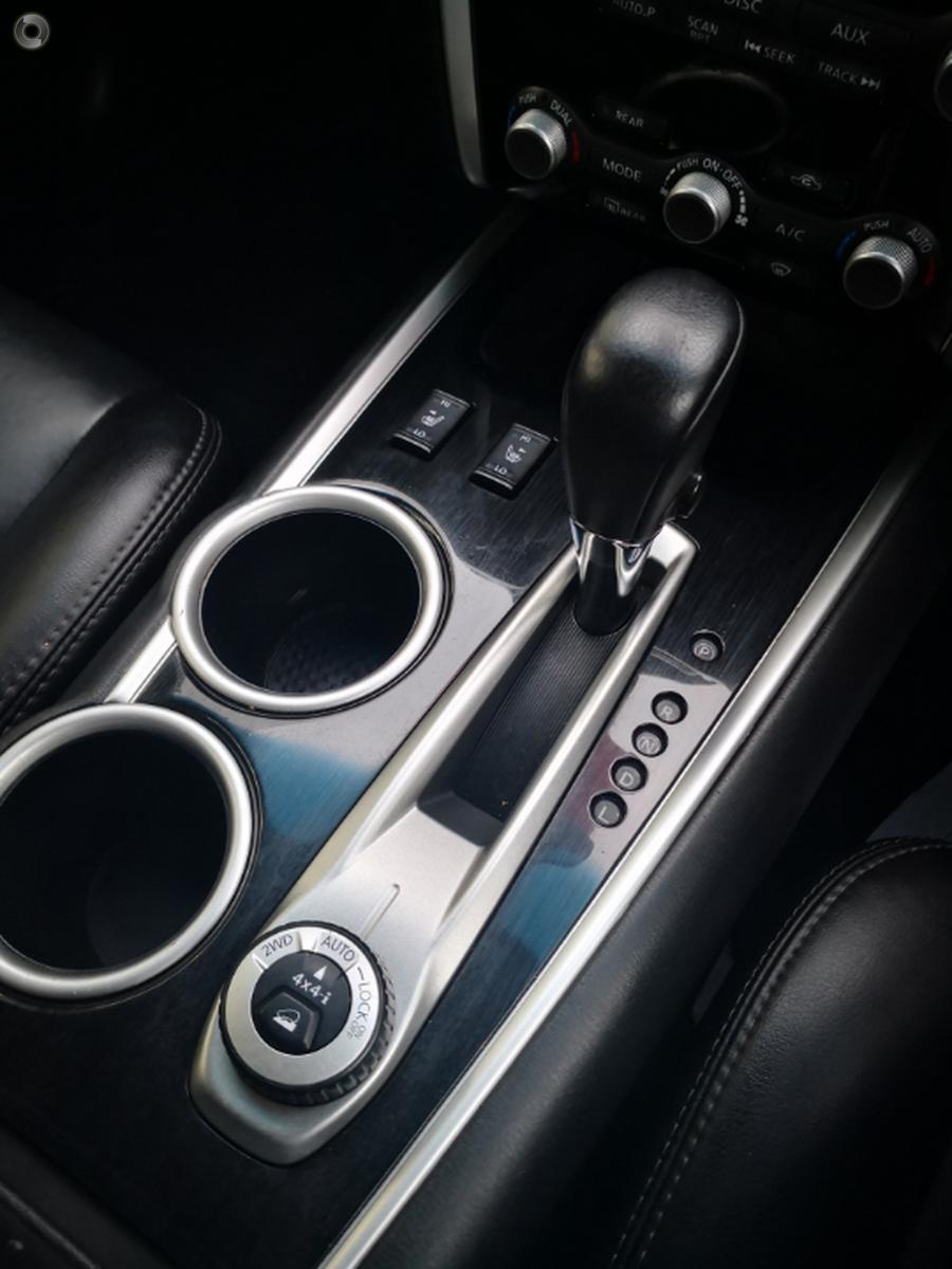 2015 Nissan Pathfinder ST-L N-TREK