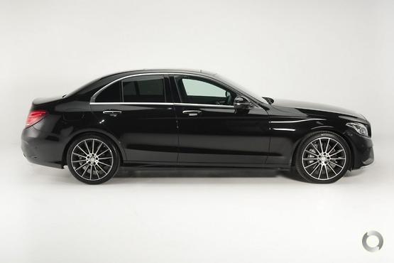 2018 Mercedes-Benz C 250
