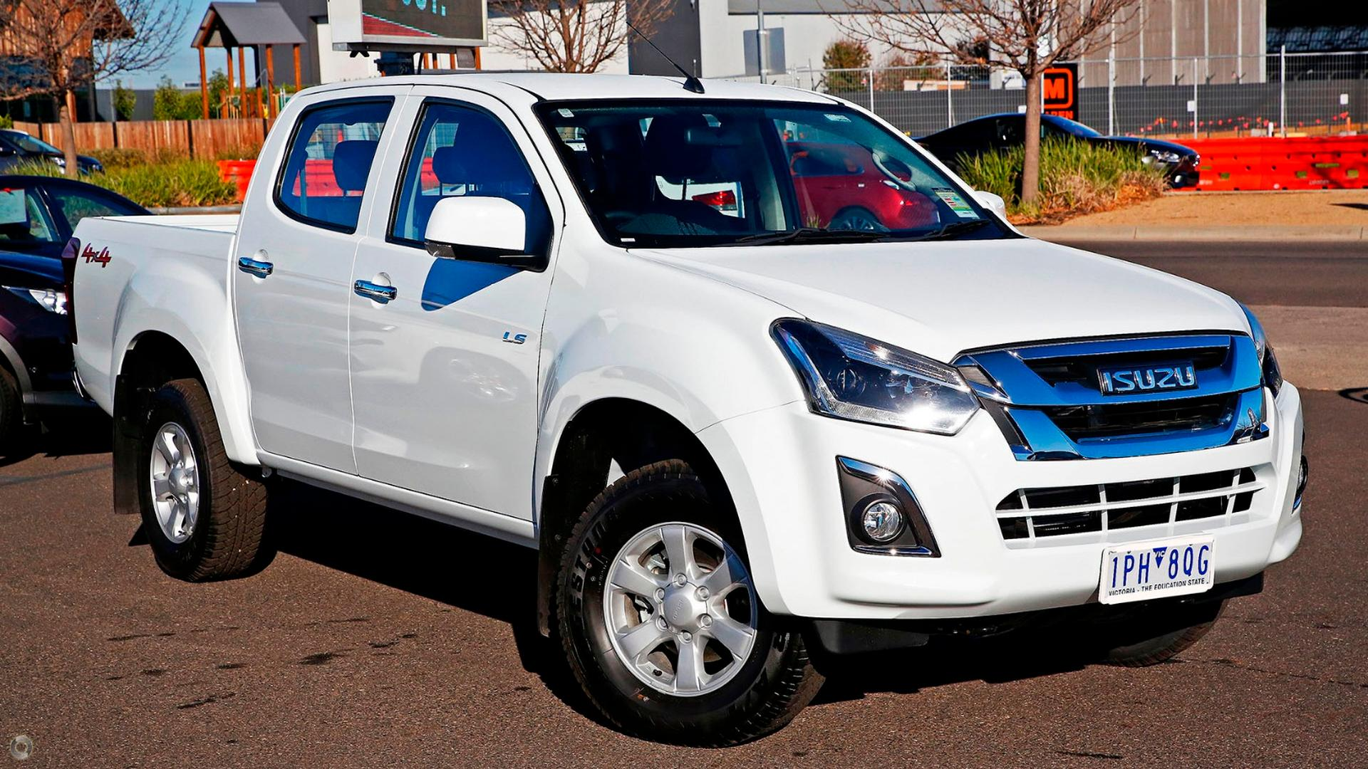 2019 Isuzu D-MAX (No Series)