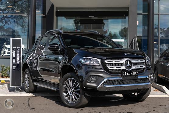2018 Mercedes-Benz <br>X-CLASS