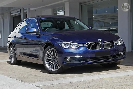 2017 BMW 320 i Luxury Line