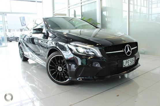 2018 Mercedes-Benz A 180