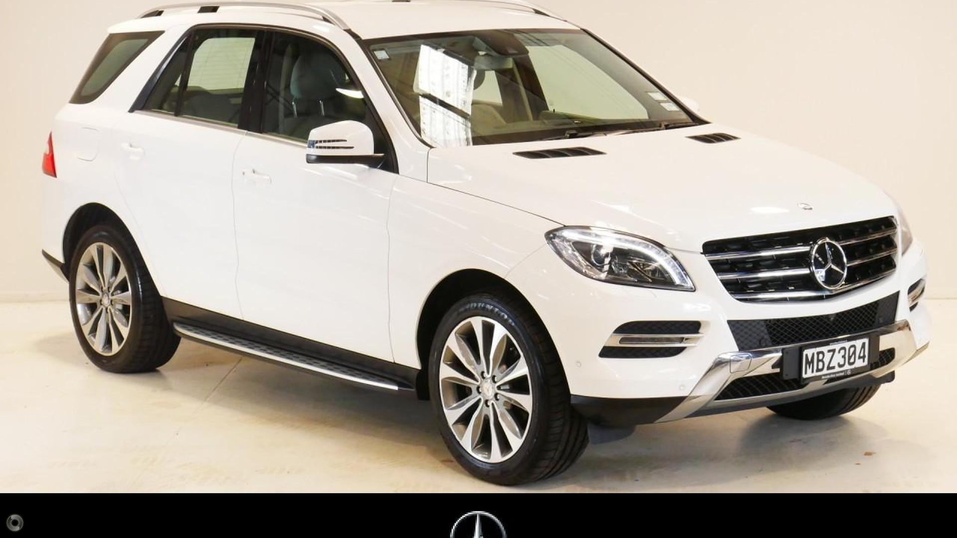 2015 Mercedes-Benz ML 350 CDI SUV