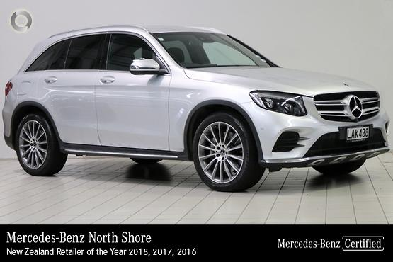 2017 Mercedes-Benz GLC 220