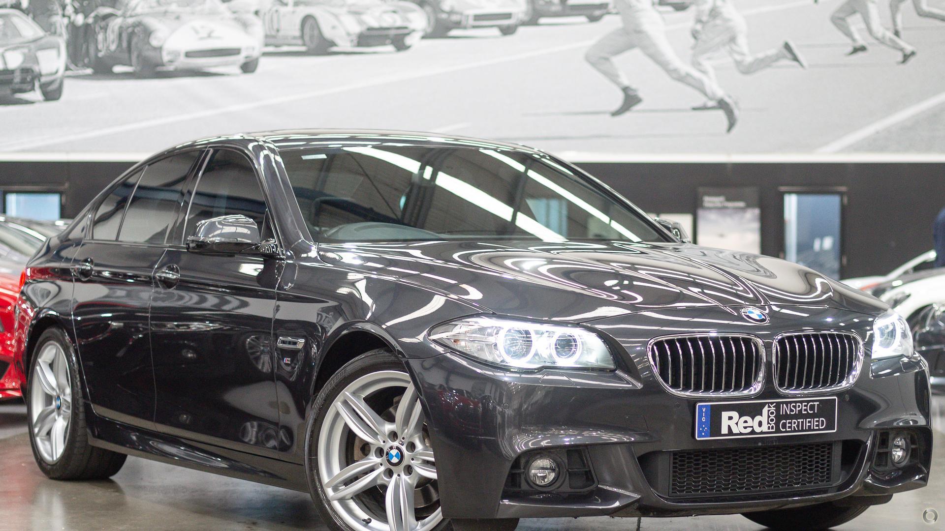 2015 BMW 520d F10 LCI