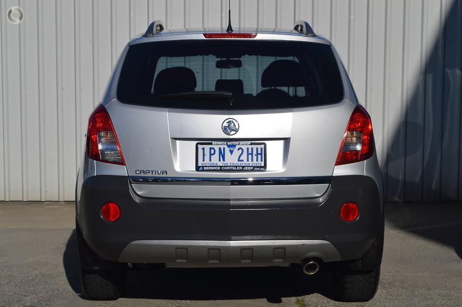 2011 Holden Captiva 5 CG