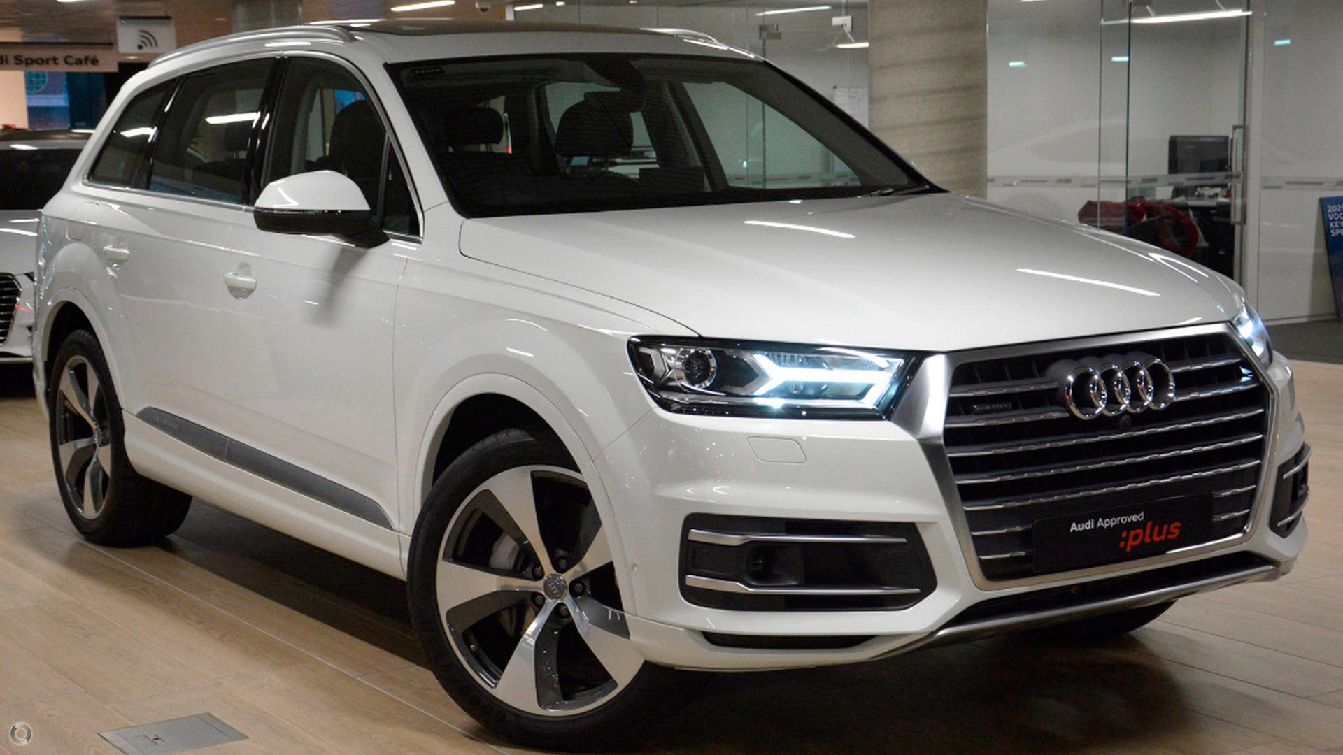 2016 Audi Q7 4M