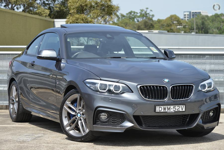 2018 BMW 230i M Sport