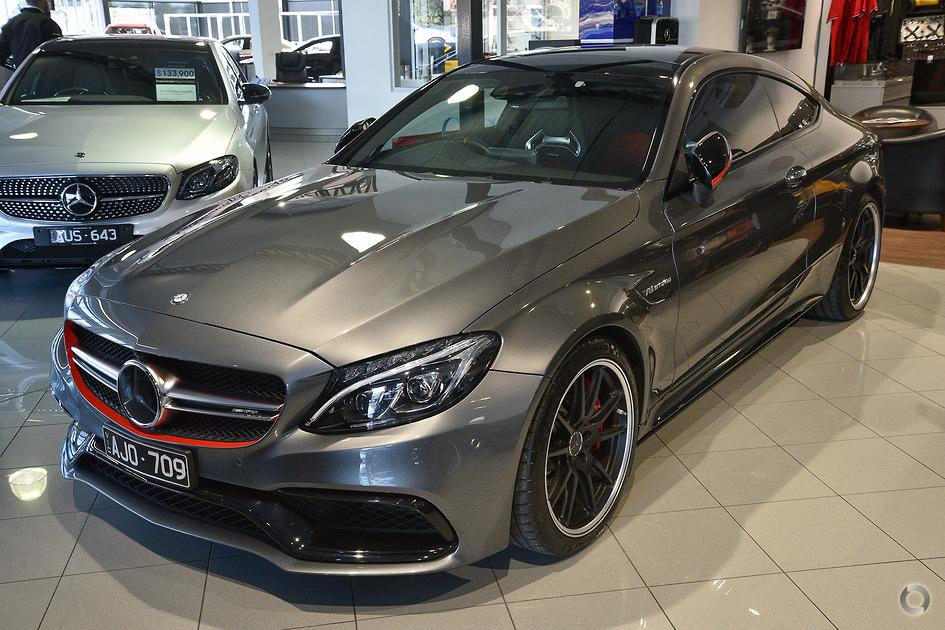 2016 Mercedes-Benz C 63 Coupe