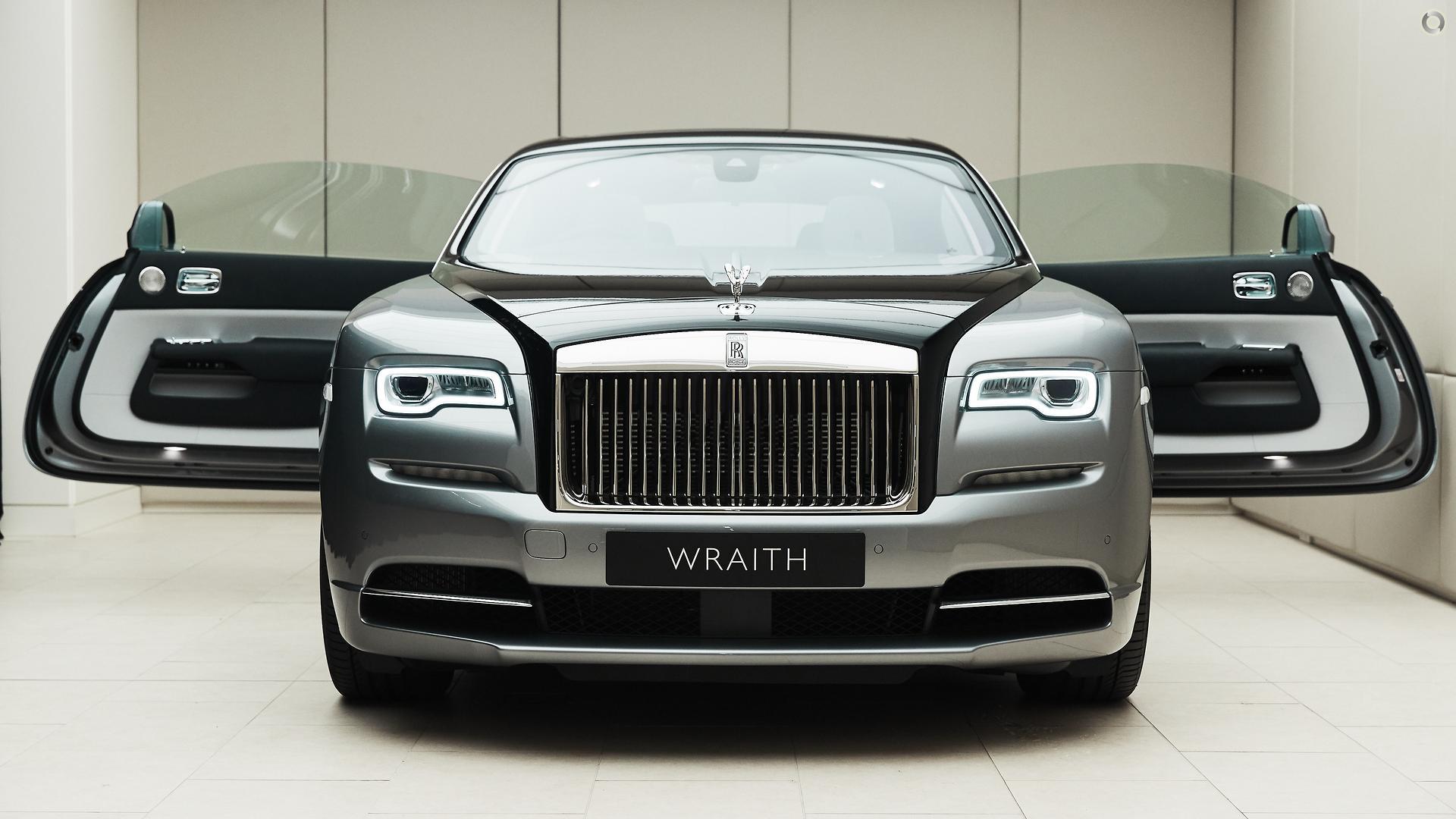 2018 Rolls-Royce Wraith (No Series)