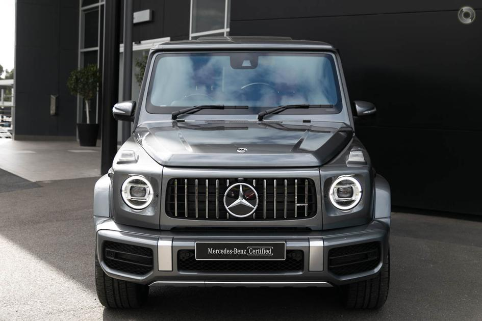 2018 Mercedes-Benz G 63 Wagon