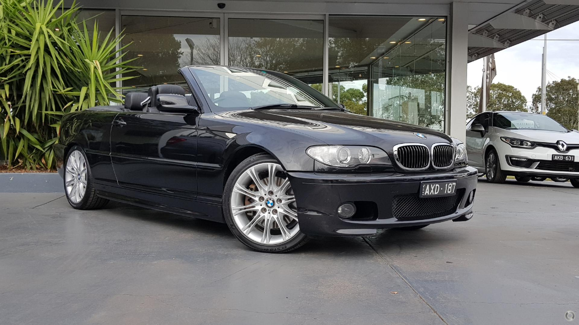 2006 BMW 330Ci High-line E46