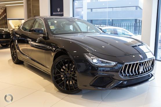 2019 Maserati Ghibli GranSport M157