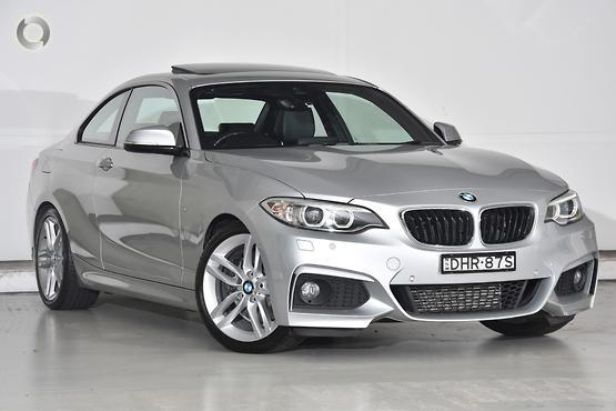 2016 BMW 228 i M Sport